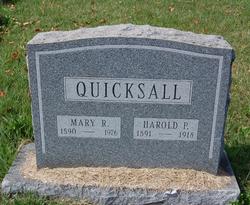 Harold Parry Quicksall