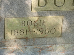 Rosie Burford