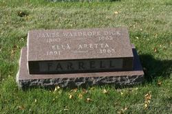James Wardrope Dick Farrell