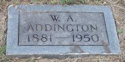 William A. Addington