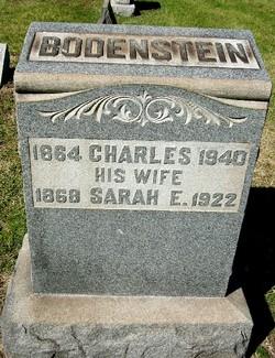 Sarah Elizabeth Lizzie <i>Titus</i> Bodenstein