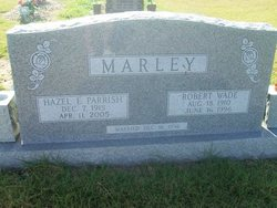 Hazel Evelyn <i>Parrish</i> Marley