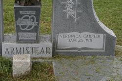 Veronica <i>Carrier</i> Armistead