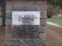 Yuma Memorial Park
