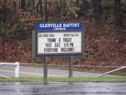 Glenville Baptist Church Cemetery