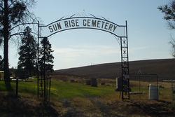 Sun Rise Cemetery