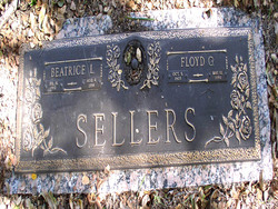 Beatrice L Bessie <i>Freeman</i> Sellers