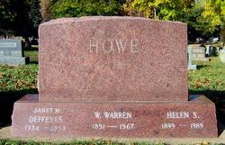 Helen S Howe