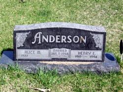 Henry E. Anderson