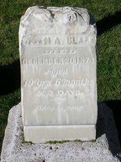 Martha Alice Clark