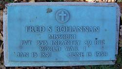 Fred Solomon <i>*</i> Bohannon