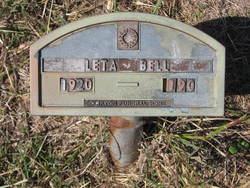 Leta Bell