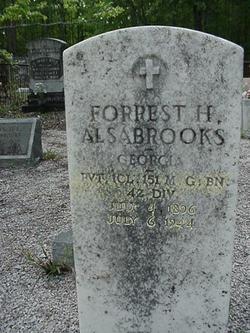 Forrest H. Alsabrooks