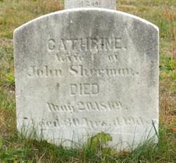 Catherine <i>Leiby</i> Sherman