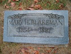 Mary Ann <i>Halterman</i> Blakeman