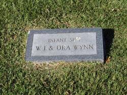 Infant Son Wynn