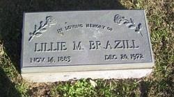 Lillie May <i>Welch</i> Brazill