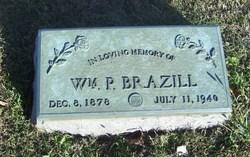 William Parham Brazill