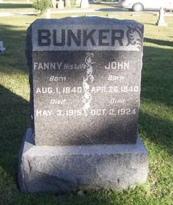 Fanny <i>Forward</i> Bunker