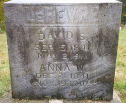 David S LeFever