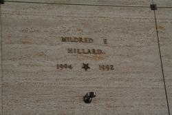 Mildred Evelyn Mil <i>Shelley</i> Hillard