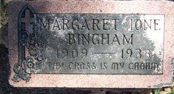 Margaret Ione <i>Blakley</i> Bingham