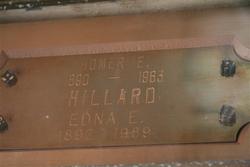 Edna Emily Reh <i>Helfer</i> Hillard