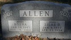 Silas Daniel Allen