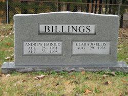 Andrew Harold Billings