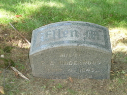 Ellen M <i>Whiting</i> Underwood