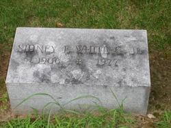 Sidney E Whiting, Jr