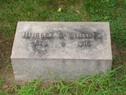 Hubert B Whiting