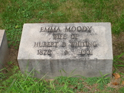 Emma <i>Moody</i> Whiting