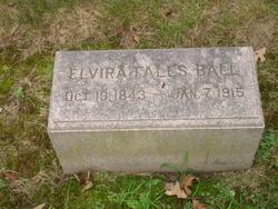 Elvira Fales <i>Whiting</i> Ball