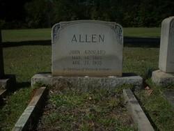 John Kinniard Allen, Sr
