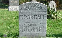 Charles Grant Brakeall