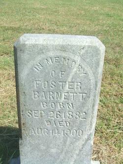 Foster Barnett