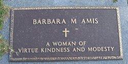 Barbara Amis