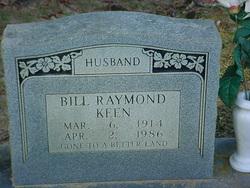 Bill Raymond Keen