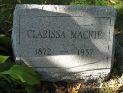 Clarissa Mackie