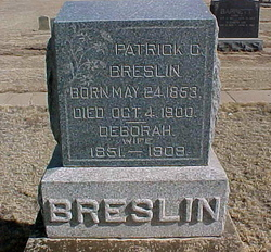 Patrick Charles Pat Breslin