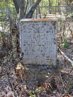Aaron Burleson