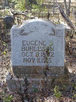 Eugene S Burleson
