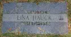 Lina Corine <i>Larson</i> Hauck