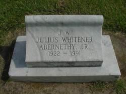 Julius Whitner J.W. Abernethy, Jr