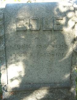Agnes Bole
