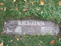 Joan Garrison <i>McMahon</i> Cahill