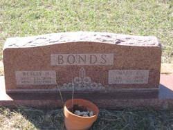 Mary Elizabeth <i>Lassiter</i> Bonds