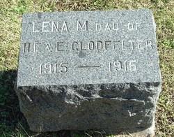 Lena Mildred Clodfelter