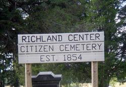 Richland Center Citizen Cemetery
